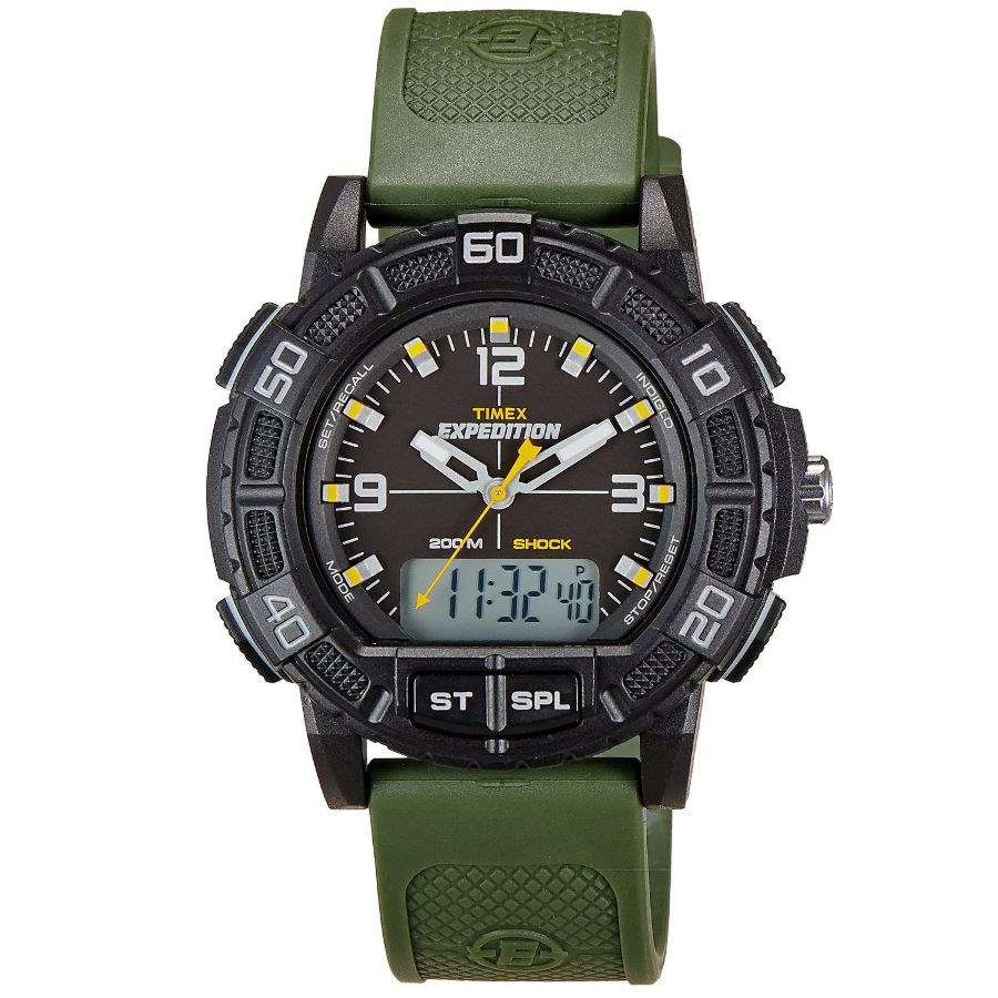 Timex expedition double shock watch t49967 for Expedition watches