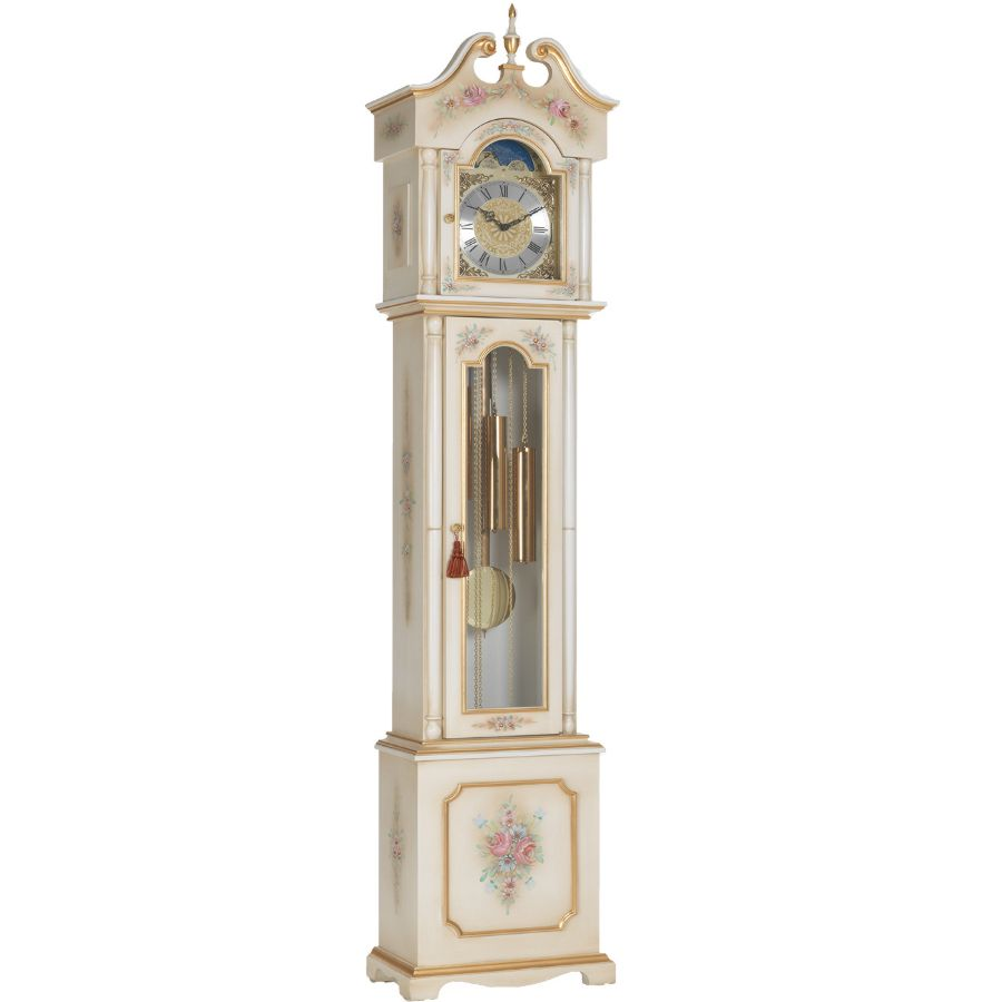 grandfather clock Lyrics to 'my grandfather's clock' by johnny cash my grandfather's clock was too large for the shelf / so it stood ninety years on the floor / it was taller by.