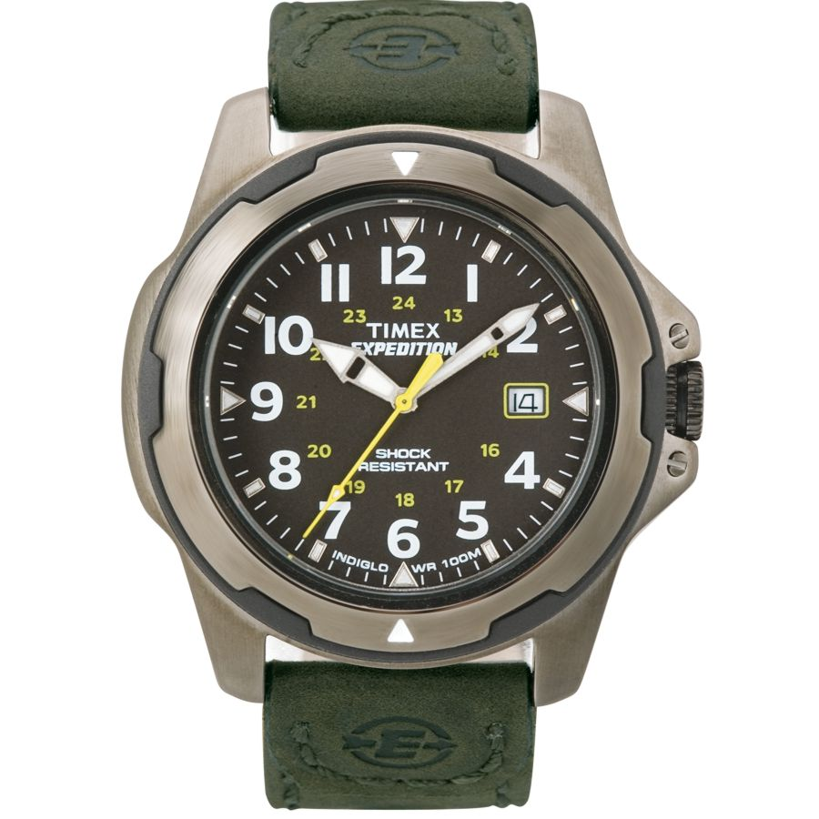 Timex expedition military rugged metal field gent s watch t49271 for Expedition watches
