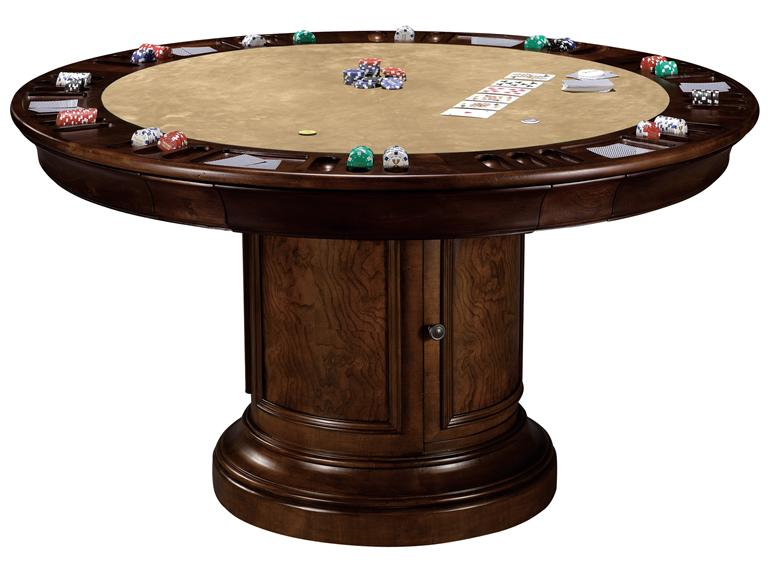 Enjoyable Howard Miller 699 012 Ithaca Game Table Home Interior And Landscaping Elinuenasavecom